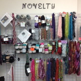 Novelty Yarns