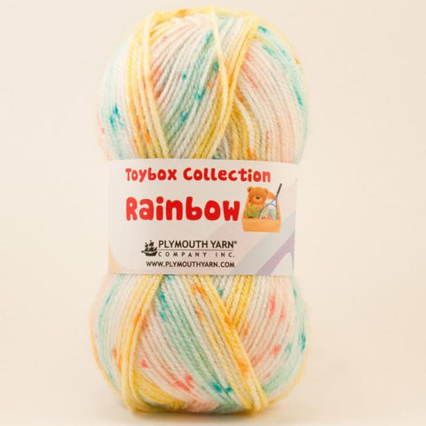 Plymouth - Rainbow - Toybox Collection