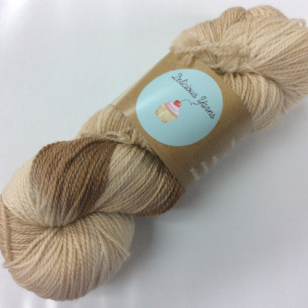 Delicious Yarns Sweets Fingering Coconut