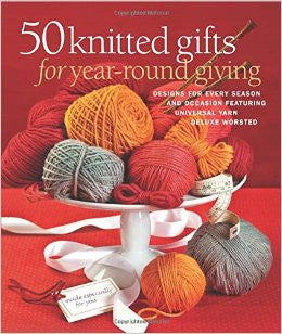 50 Knitted Gifts for Year-Round Giving - Book