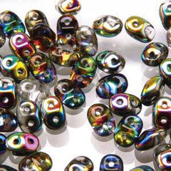 Czech Super Duo Beads