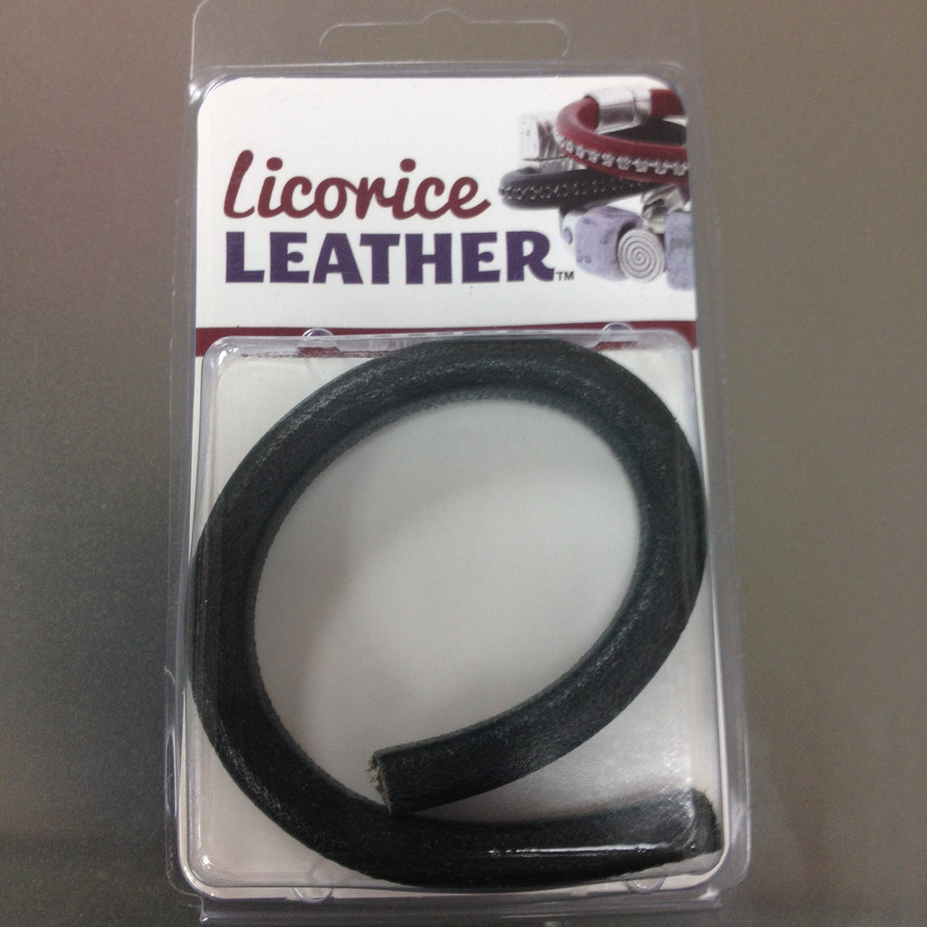Licorice Leather