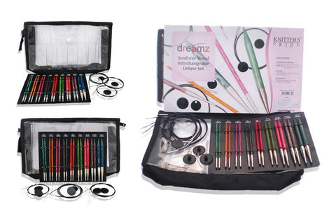 Knitter's Pride - Symfonie Dreamz Interchangeable Needle Set
