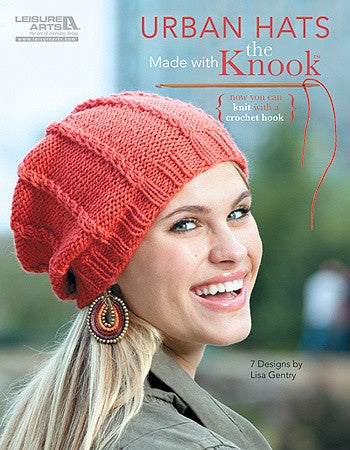 Urban Hats Made with the Knook - Book