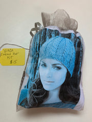 """Giada Cabled Hat"" Kit"