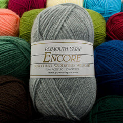 Plymouth - Encore Worsted