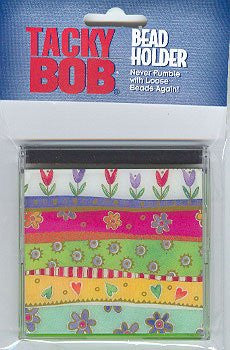 Tacky Bob Bead Holder