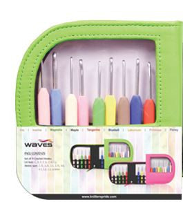 Knitter's Pride - Waves Crochet Hook Set