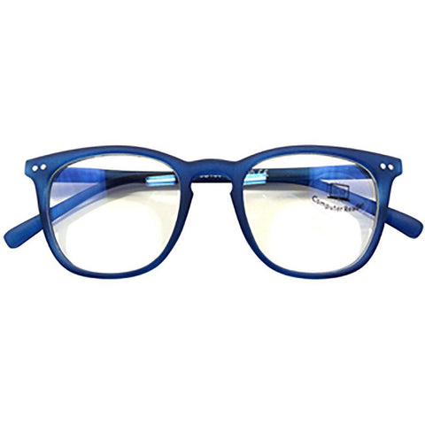 Blue Blocker Glasses in Blue - Ocean Eyewear Australia