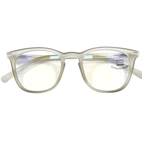 Blue Blocker Glasses in Grey - Ocean Eyewear Australia