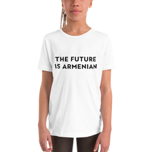 Load image into Gallery viewer, The Future is Armenian | Shirts | Kids (Ages 6-14)
