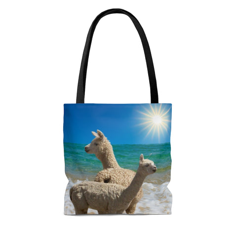 Visitors Llama Gift Tote Bag, You are My Sunshine #1, Free Shipping