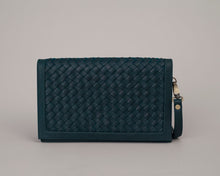 Keely Leather Wallet Clutch