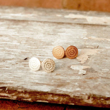 mandala-stud-earrings-silver-gold