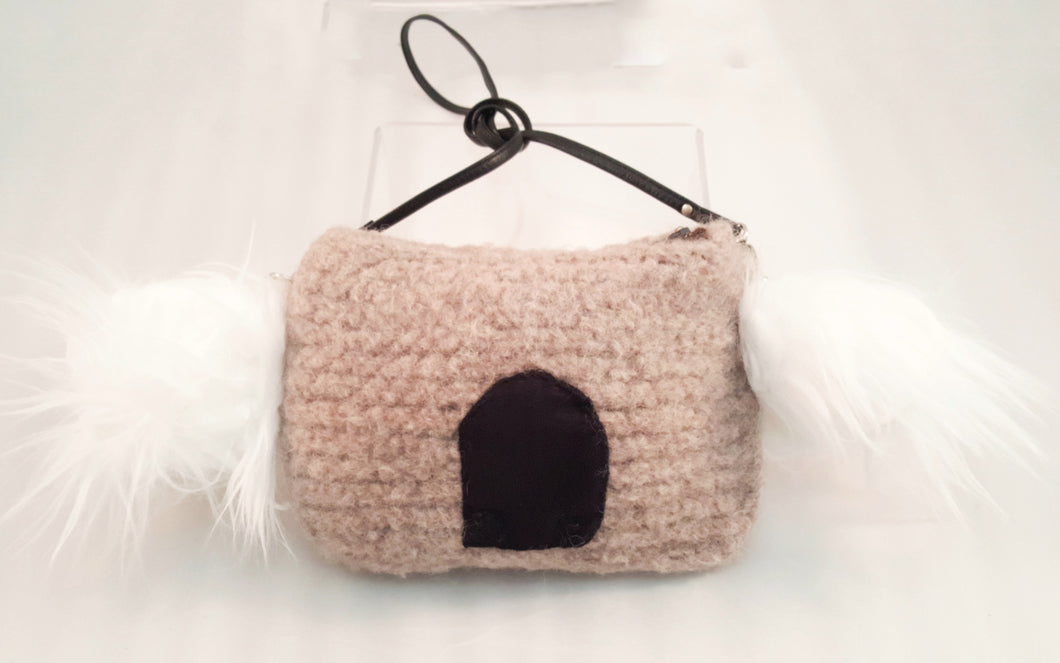 small animal purse