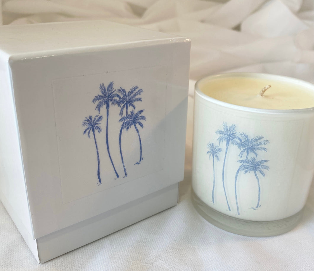 Coconut Coast Candle