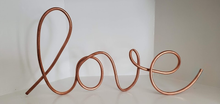 Load image into Gallery viewer, Copper 'Love'