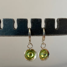 Load image into Gallery viewer, gemstone nest earrings