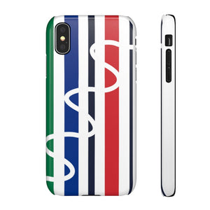 Call to my red line Phone Case
