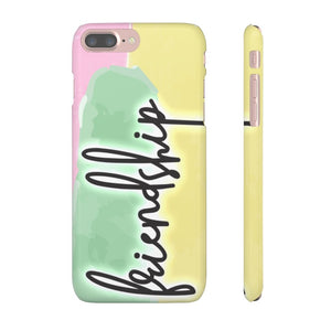 Friendship Friend-Chip Phone Case