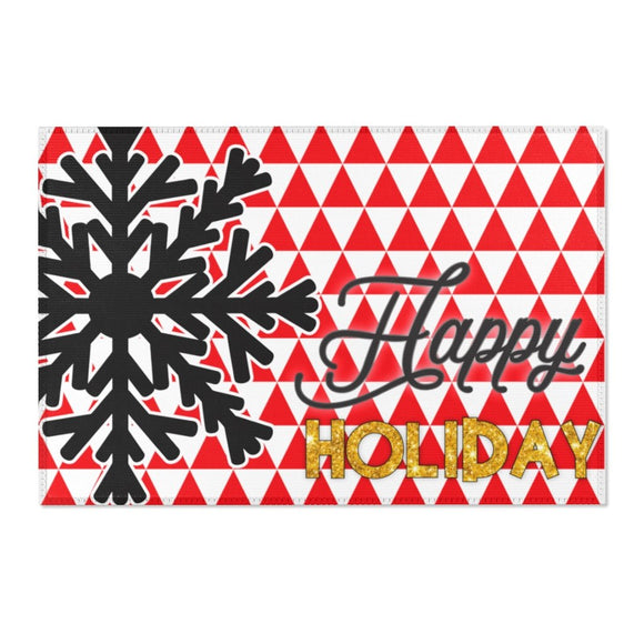 Happy Holidays Rugs