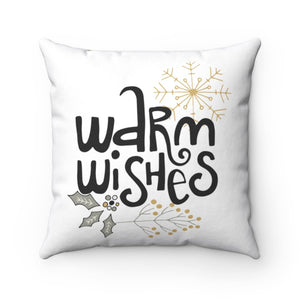 Warm Wishes Pillow