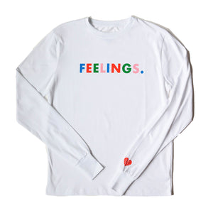 "West of Breakfast | The West of Breakfast x 123 Ciao ""Feelings"" Tee."