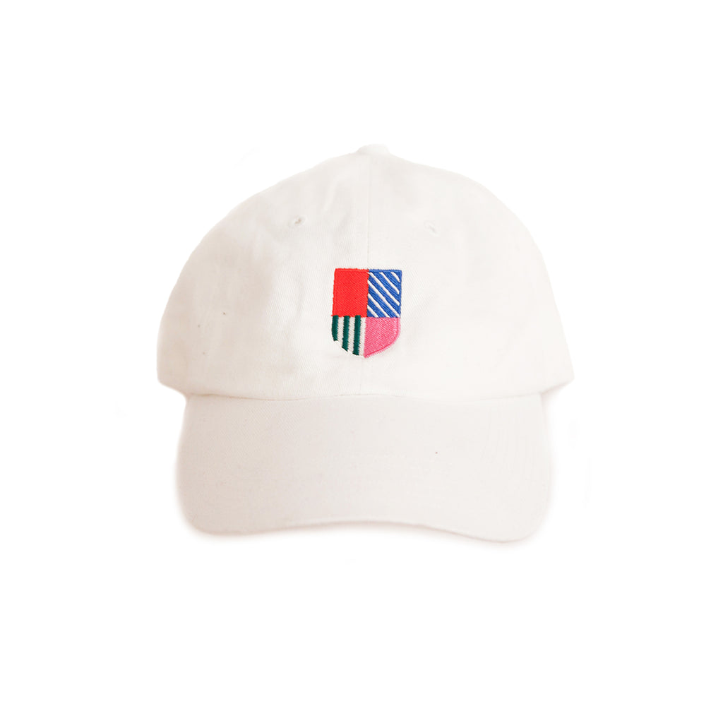 West of Breakfast | The Ball Cap in White