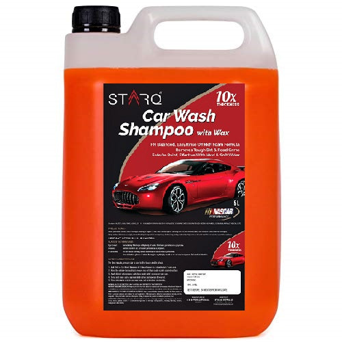 STARQ® Foam Wash Car Shampoo