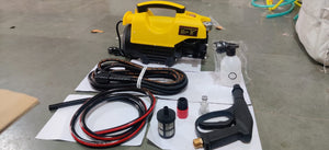 W3 HIGH PRESSURE WASHER NEW (YELLOW)