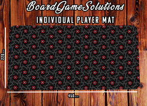 Playmat - Warrior Stars Patterned Tabletop Gaming Mat