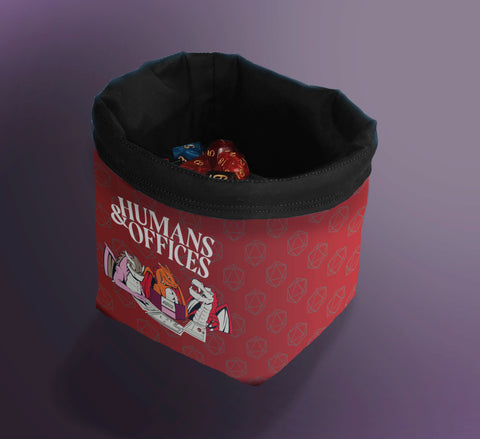 Dice Bag, Bag of Holding, Treasure Nest Bag