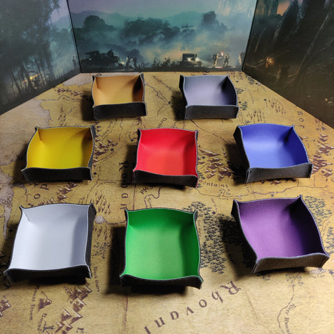 Token Bowl - Plain Tabletop Gaming Organiser Trays