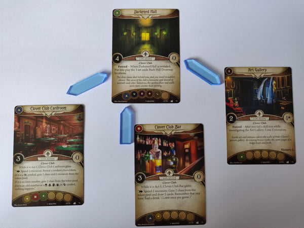 Directional Arrows for Arkham Horror