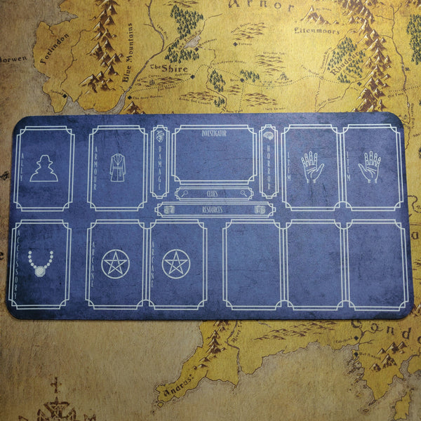 Playmat - Suitable for Arkham Horror LCG