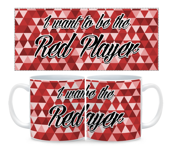 Coffee Mug- Tabletop Gaming Player Colour Mug