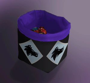 Space Wolves Dice Bag