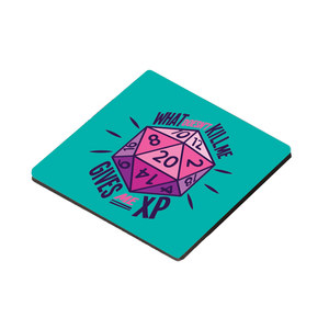 Board Game Coaster, D&D Coaster, Board Game Gift, Gift For Board Gamers, Gift for D&D players, Tabletop Gaming Coaster