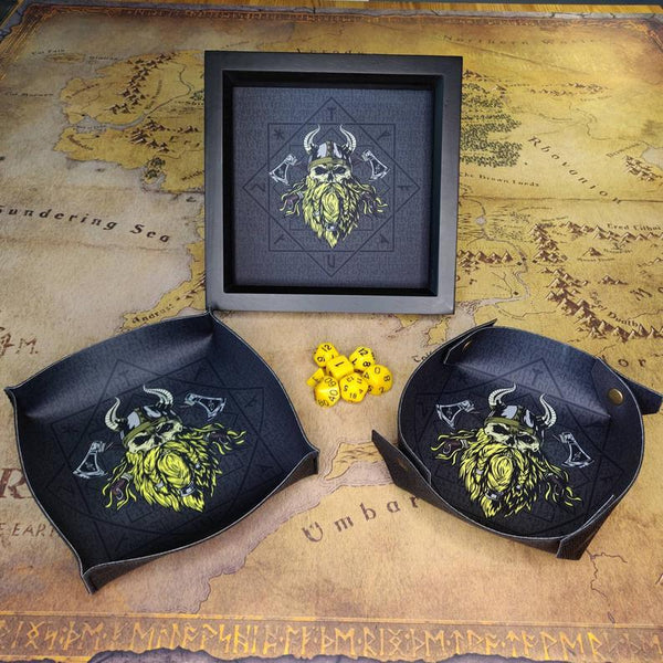 Dice Tray- Cthulhu Themed