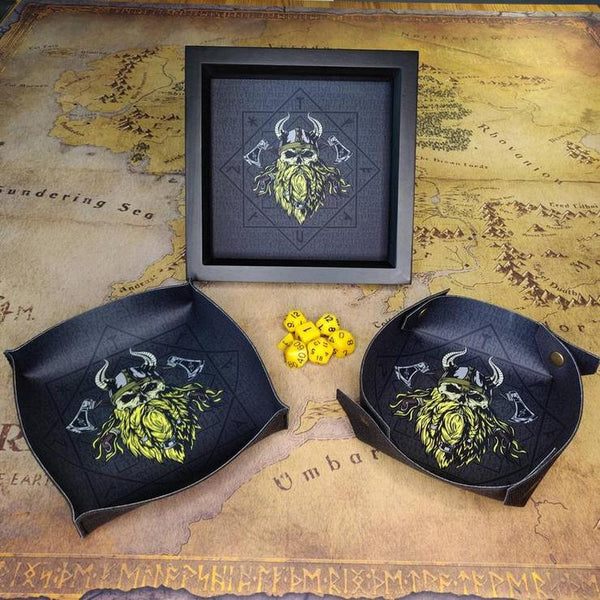 Dice Tray- Dungeons and Dogs