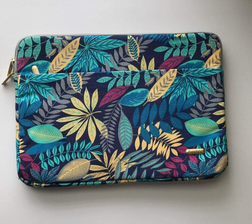 Aestee 15.4 Laptop Case - Colohul Leaves