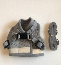 Load image into Gallery viewer, Gauterf Adjustable Harness Grey XS