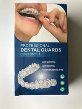 Load image into Gallery viewer, Professional Dental Guards Custom Fit