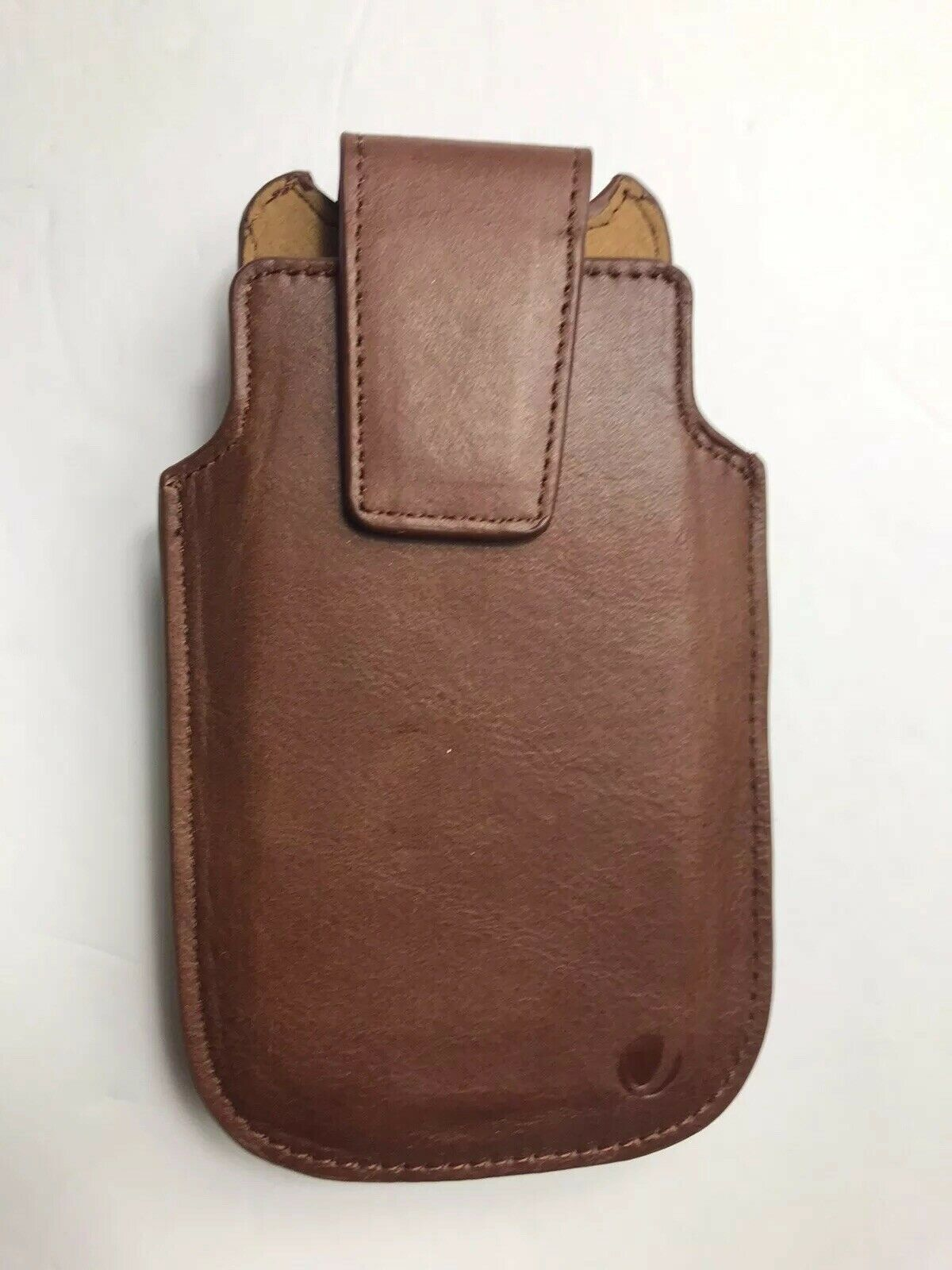 Vetta Brown Leather Phone Case