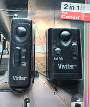 Load image into Gallery viewer, Vivitar Wireless Shutter Release