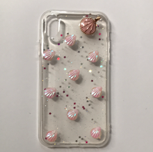 Load image into Gallery viewer, JDBRUIAN Glitter Shells Case for Apple iPhone XR