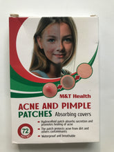 Load image into Gallery viewer, M&T Health Acne and Pimple Patches