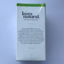 Load image into Gallery viewer, Insta Natural Collagen Night Cream 50ml