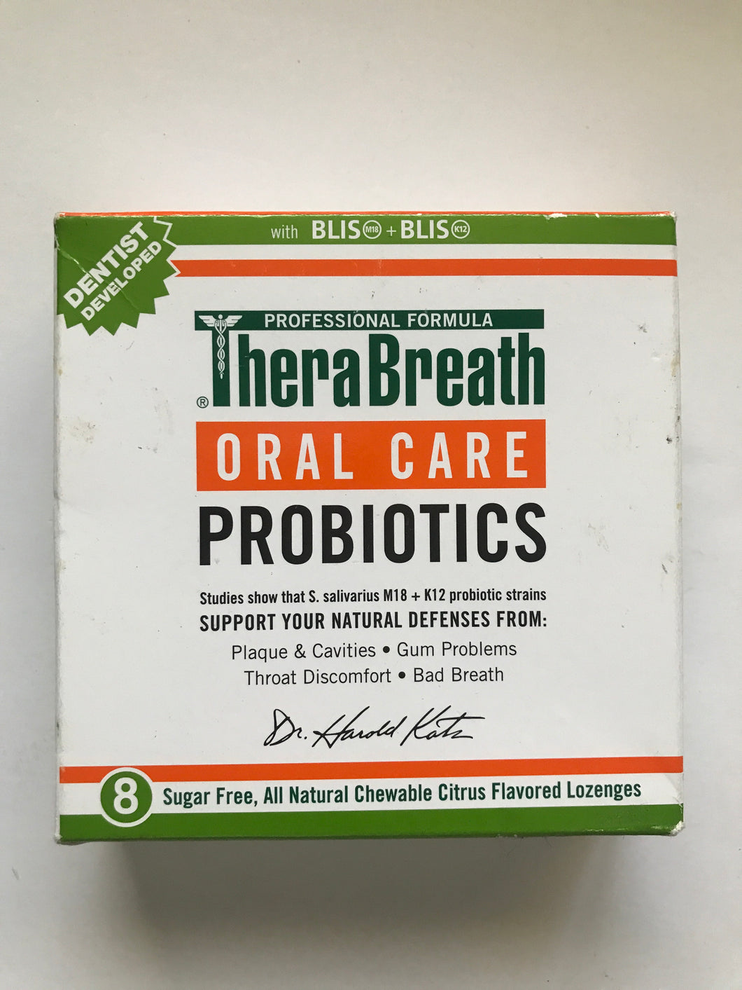 TheraBreath Oral Care Probiotics