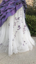Load image into Gallery viewer, Size 6 Allure Bridal Purple Formal Dress